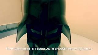 Darth Vader head  1:1 BLUETOOTH SPEAKER