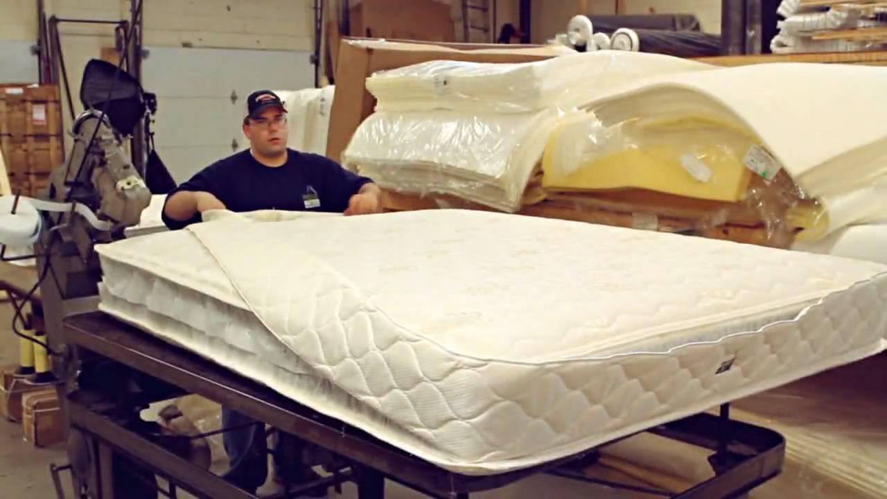Portland Mattress Makers (How Its Made)