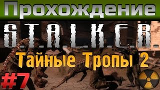 S.T.A.L.K.E.R: Тайные Тропы 2【#7】Грави пушка из Half-Life 2