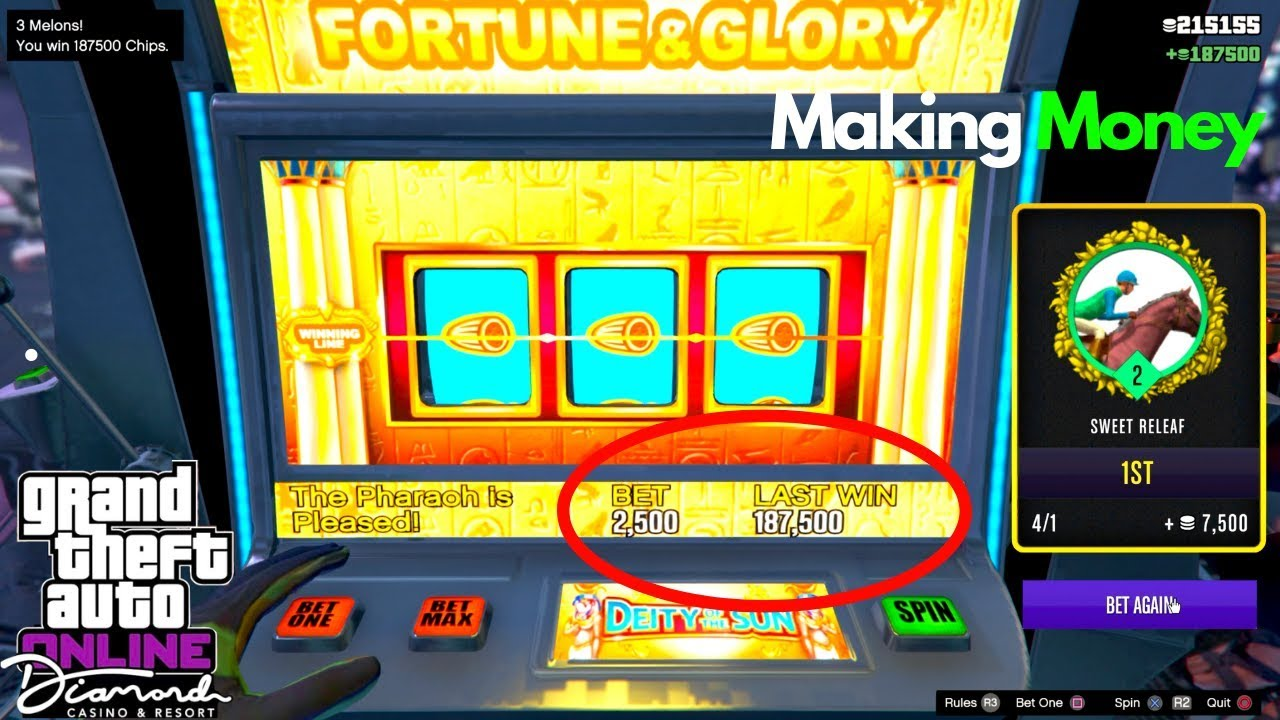 How To Make Money In The Casino Slot Machine Jackpots Inside Track