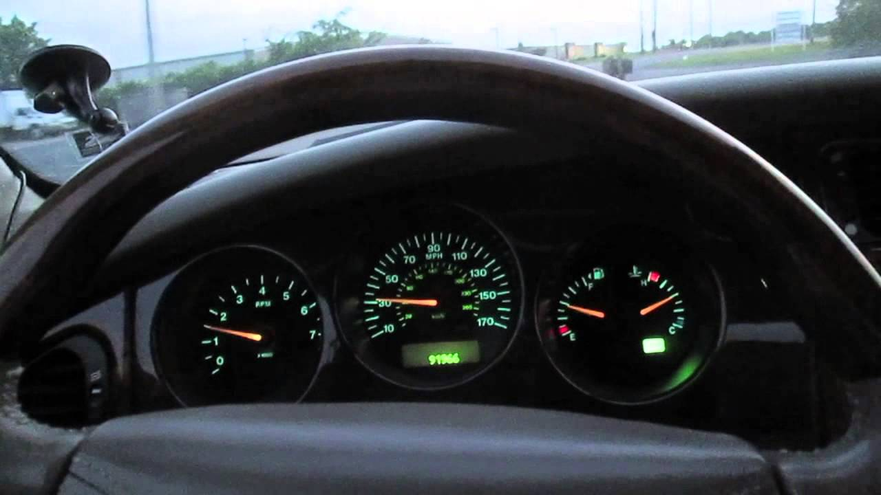 Jaguar Xk8 Fail Safe P0121 Code Intermittent How I Repaired It Youtube