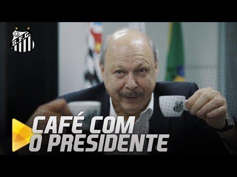 CAFÉ COM O PRESIDENTE | ESTREIA