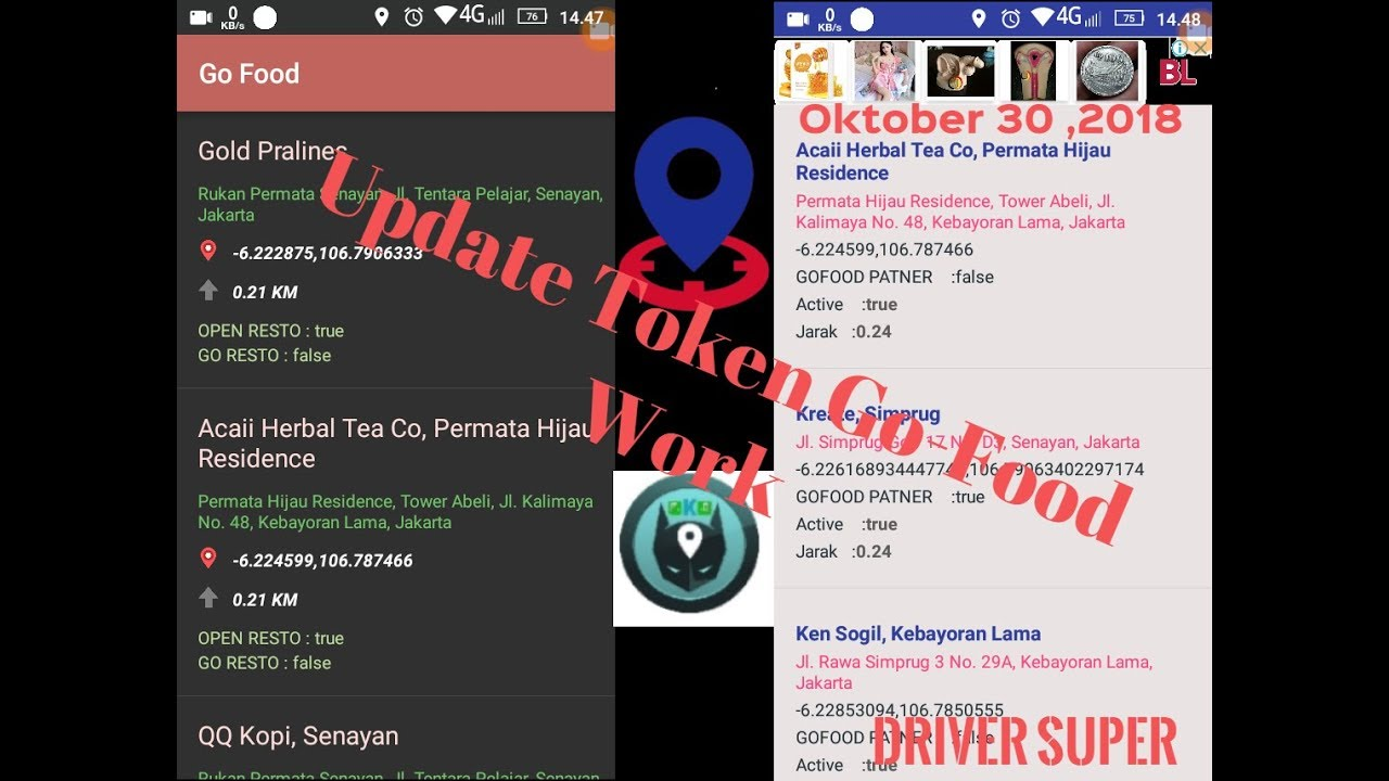 Update Terbaru Token Manual Driver Maps Gold Jamin Gacor - YouTube on