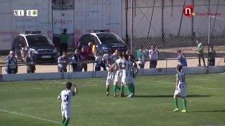 Resumen, Atlético Sanluqueño 5 - 0 U.D. Los Barrios - 15/16