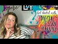 Digital Lesson Planning | Teacher Tips with Meg | Teacher Vlog