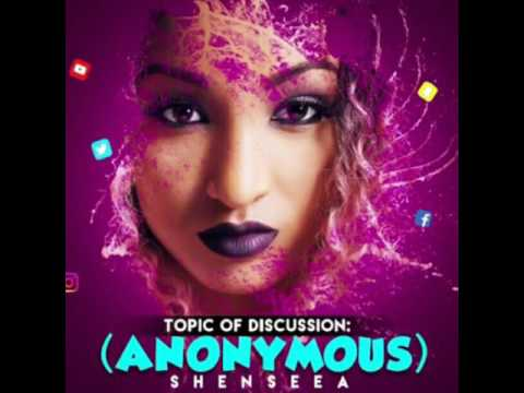 Shenseea - Anonymous - May 2017