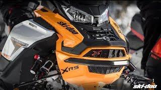 Le nouveau moteur Rotax 900 ACE Turbo - Ski-Doo 2019
