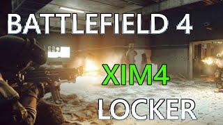 BF4: Lockers XIM4 Gameplay OMG!!! AIMBOT XIM4 PS4 PRO 77k 7d must watch!