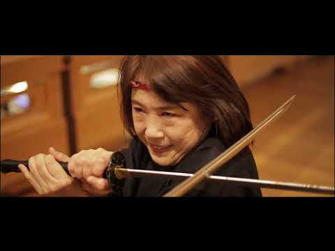 Samurai Film Fighting Fight a Duel2 吉田真理子