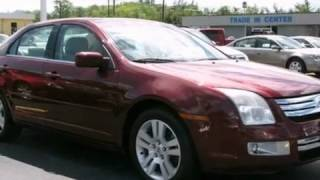 2006 Ford Fusion #KC1260A in Canton, NC