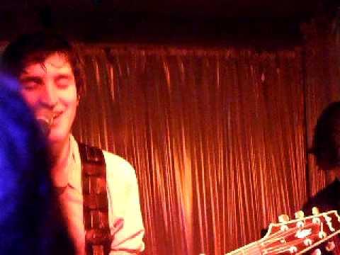 Jeremy Warmsley - Dirty Blue Jeans live at Tsunami, Cologne Köln April 2009 mp3