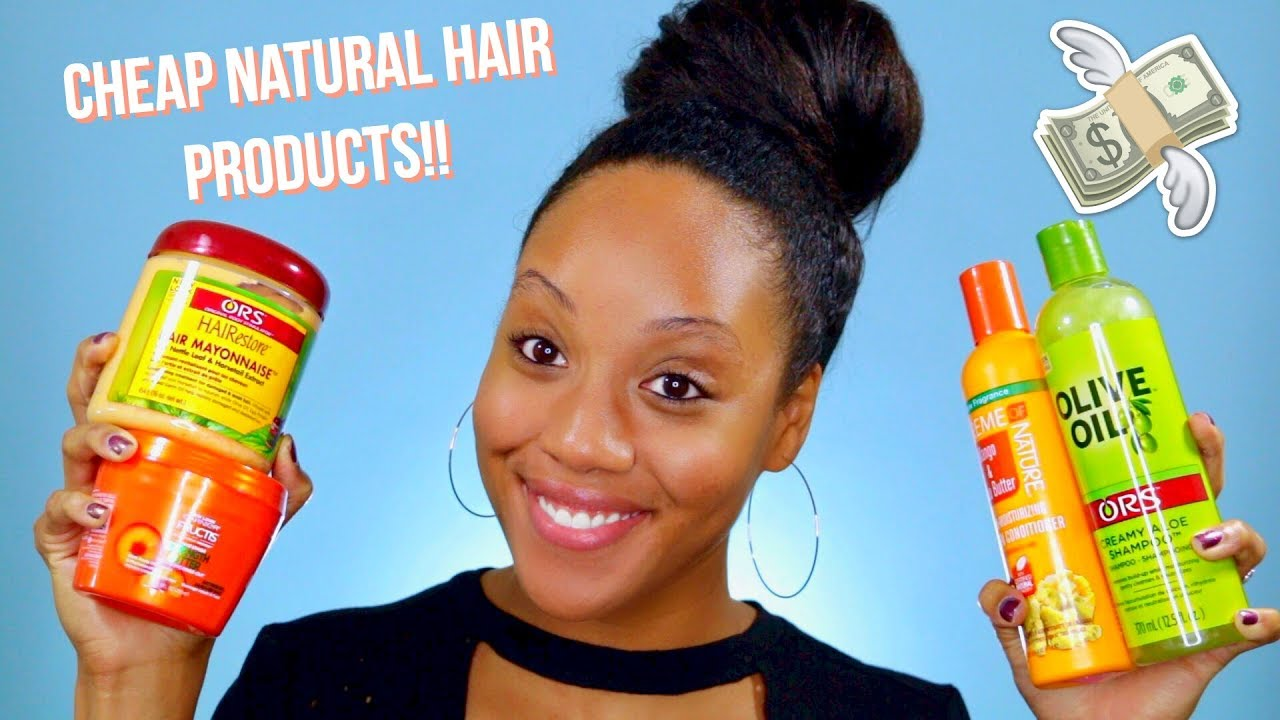 BEST CHEAP CURLY HAIR PRODUCTS & TIPS ON SAVING MONEY! | PowerInYourCurl