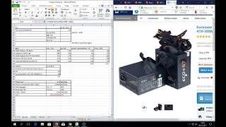 cheap AMD mining rig project - profitability calculation - good idea ?