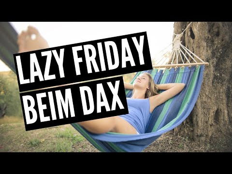 TRADING AM MORGEN: Lazy Friday beim DAX