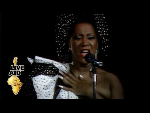 Patti LaBelle - Forever Young (Live Aid 1985)