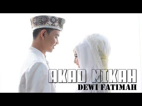 Dewi Fatimah Akad Nikah Bikin Baper
