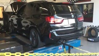 F85 X5M Stage 1 Tuning