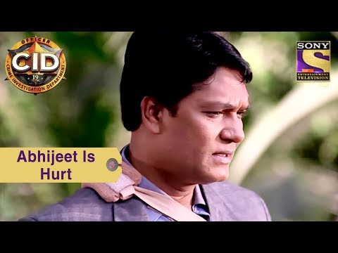 Your Favorite Character | Abhijeet Is Hurt | CID
