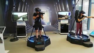 KAT VR Kat walk mini платформа для игр в VR! Успей открыть бизнес!