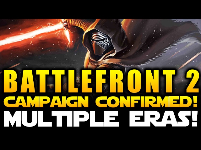 Star Wars Battlefront 2 Out This 2017 Holiday Season Gamers Might See Heroes Locations From Rogue One The Force Awakens