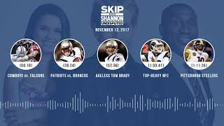 UNDISPUTED Audio Podcast (11.13.17) with Skip Bayless, Shannon Sharpe, Joy Taylor   UNDISPUTED