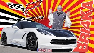Chevrolet Corvette (C7) 7Gen | Test and Review| Bri4ka.com