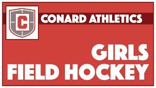 Conard Varsity Field Hockey vs. Windsor - September 14, 2021