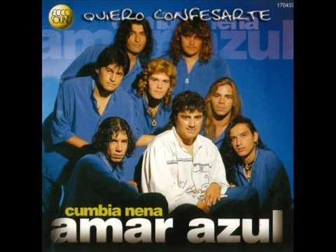 Amar Azul - Quiero Confesarte