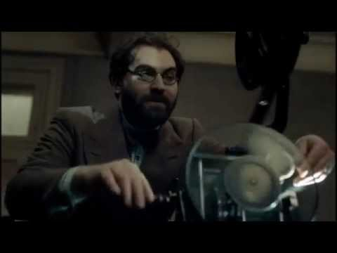 Hugo - Voyage To The Moon Screening scene {High Quality]