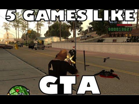 Spiele Wie Gta