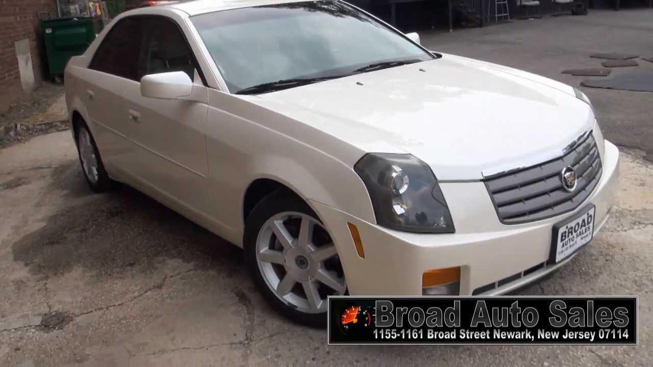 2004 Cadillac CTS 3.6 V6 - YouTube