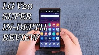lg v20 super in depth review an awesome phone but not for everybody