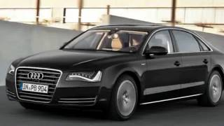 2013 Audi A8 Exterior And Interior