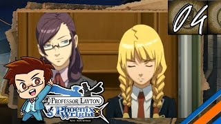 "Professor Layton vs. Phoenix Wright: Ace Attorney | ""English Turnabout"" 