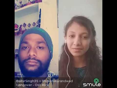Hangover song by Balbir & bhavani