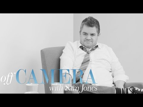 Patton Oswalt Wrestles with the Fear of Filmmaking