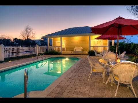 Crystal Beach Vacation Home Rental - Sand Dollar Destin Florida