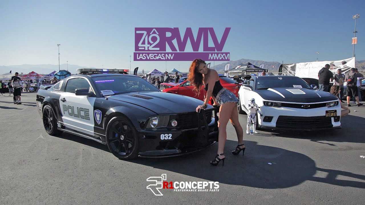 742 Race Wars Las Vegas | Fast Cars & Hot Models!