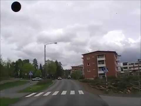 Linjavideo Vakiovuoro Forssa-Helsinki.wmv