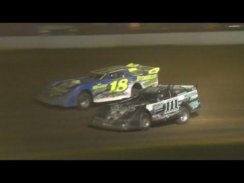 RUSH Crate Late Model Feature | McKean County Raceway | Fall Classic | 10-15-16