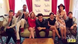 Violetta Live - regresa a Italia en Septiembre