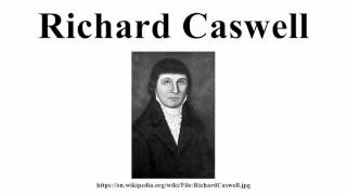 Richard Caswell