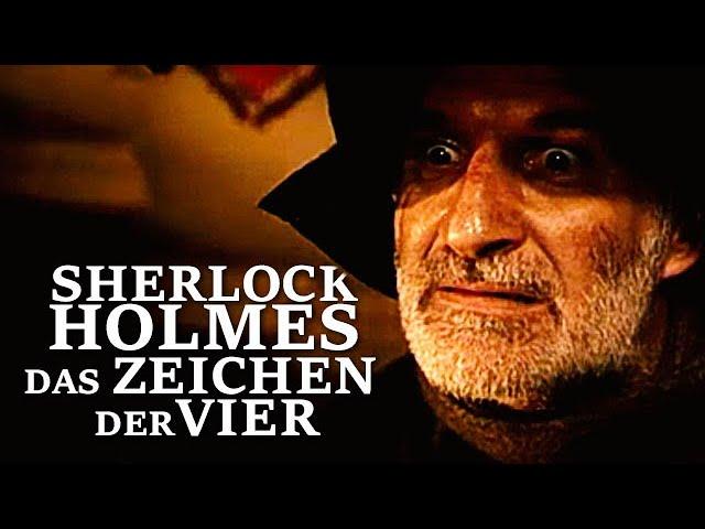 Sherlock Holmes – Das Zeichen der Vier (Krimi auf Deutsch in voller Länge, Film kostenlos anschauen)