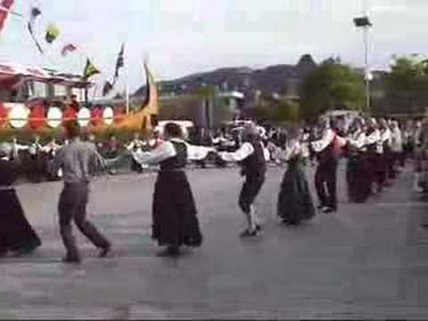Norway Folk Dance