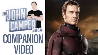 What New Background Should Marvel Give Magneto - TJCS Companion Video