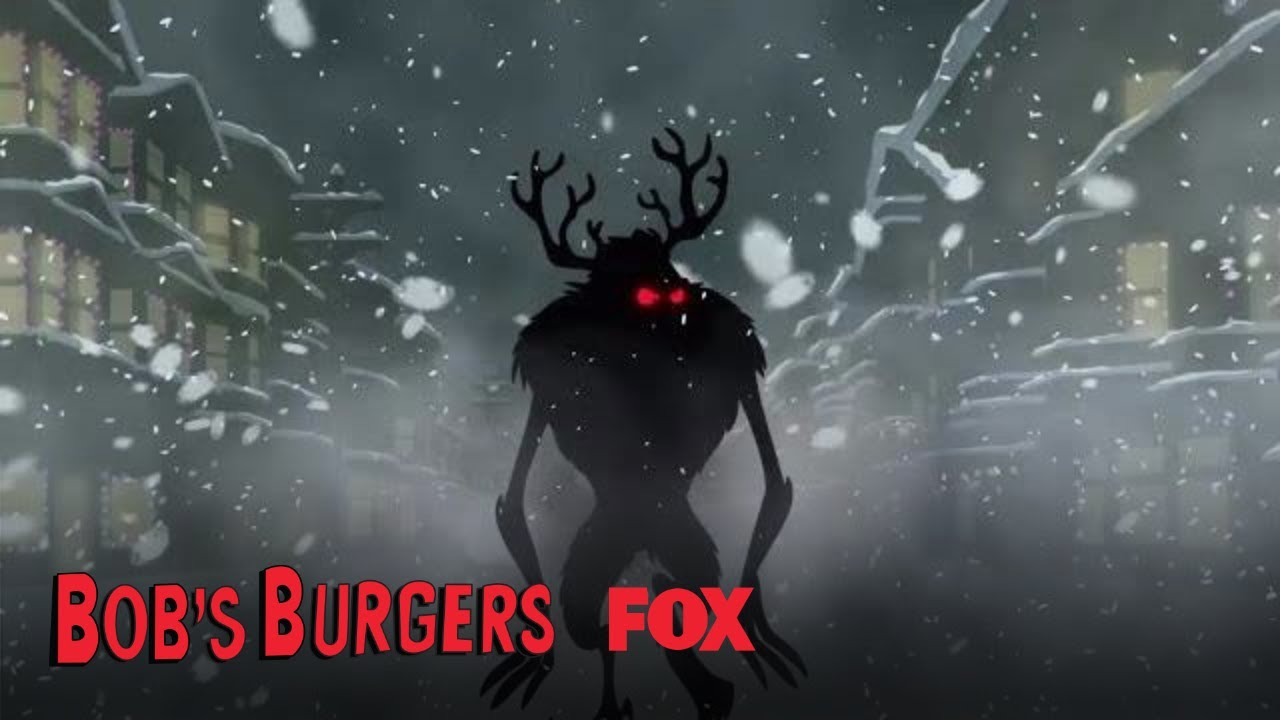 Bobs Burgers Christmas Episodes.The Kids Learn About The Bleaken Season 8 Ep 6 Bob S Burgers