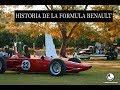 HISTORIA DE LA FORMULA RENAULT CON TULIO CRESPI Y EDUARDO BOUVIER.