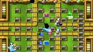 Bomberman Party Edition - The Fast Lane part 1