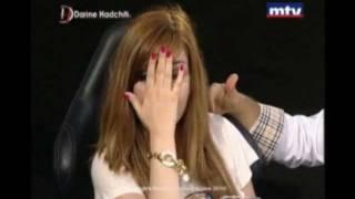 """Darine Hadchiti """"Bel Hawa Sawa 2011"""" on MTV Lebanon   (Part2)"""