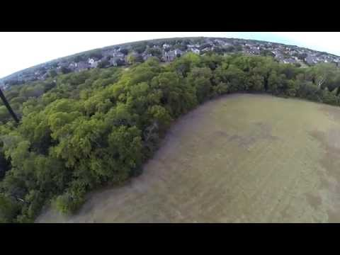 Prototype OctoCopter 1045mm Tuning and Maiden with 15